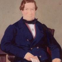 Ramon Maresch i Ros, president de la companyia del ferrocarril