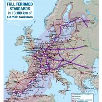 El corredor del Mediterrani, explicat per Joan Amorós