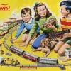 Nens i trens: els trens de joguina, exposició a la Biblioteca Antoni Comas del 8 al 30 d'octubre