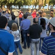 Ruta pel patrimoni ferroviari de Mataró, 4 de juny