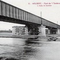 Trobada virtual «El pont del tren de la Tordera», 28 d'octubre