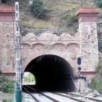 El túnel de Montgat va ser perforal l'any 1847