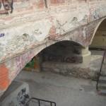 Pont sobre la riera de Tiana a Montgat