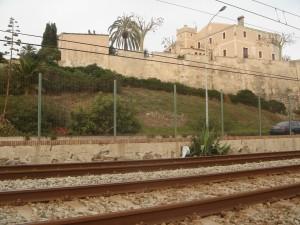 Mur de contenció a Masnou