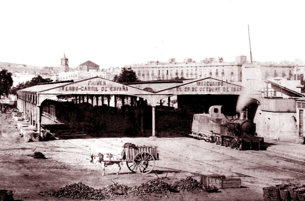 Estació Barcelona 1 (nord)