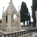 Panteó de Miquel Biada al cementiri de Mataró