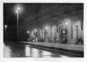 estacio mataro 1915 iluminacio