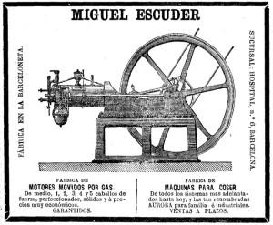 gas Escuder