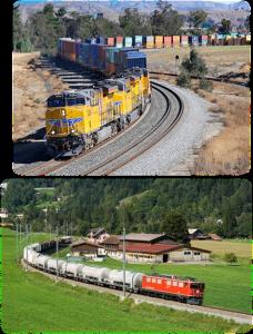 llargada de tren