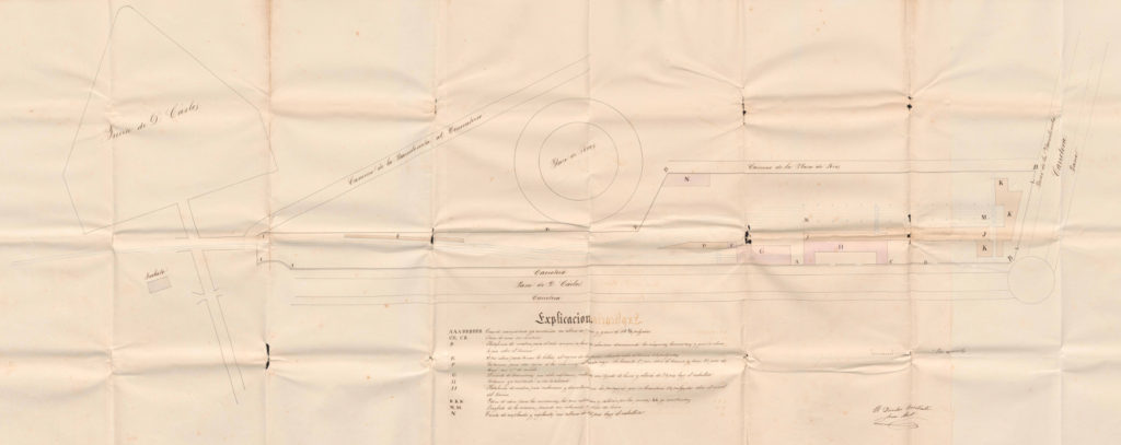1ª Estació de Barcelona PS (5) 25 abril 1848xxx